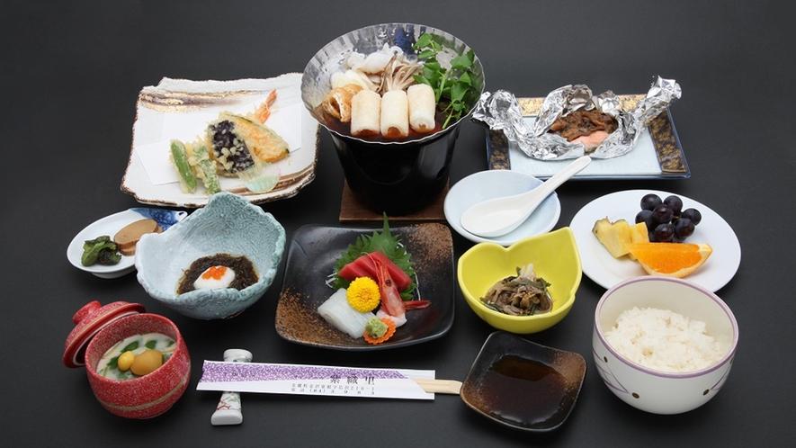 *【夕食例/ラベンダーコース】全10品