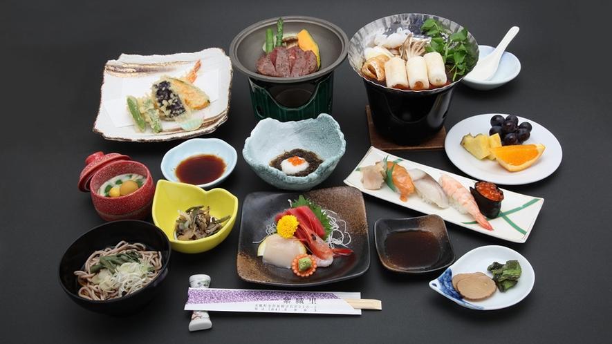 *【夕食例/赤松コース】全11品