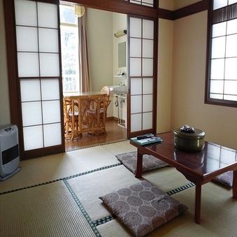 純和風のお部屋 8畳