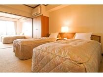 4人部屋★ベッドルーム