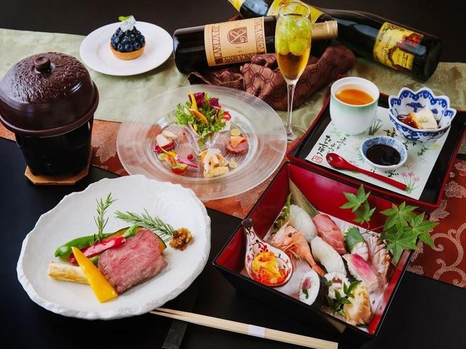 ルームサービスプラン(お食事一例)
