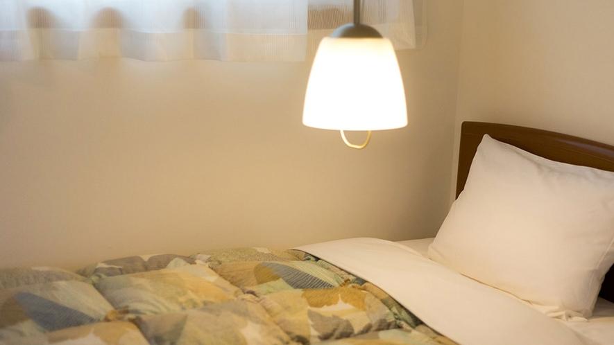 【ツイン】女川での滞在をより快適にするための空間をご提供いたします