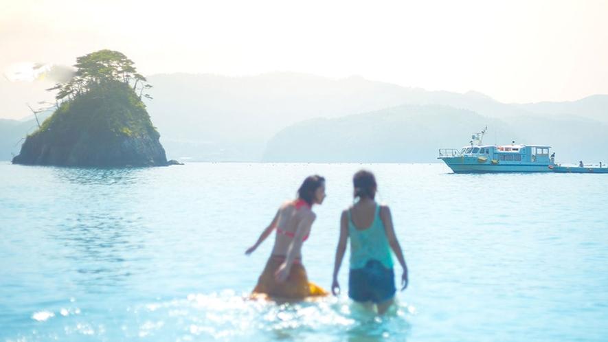 【女川クルージング】女川湾周遊クルーズ&金華山航路で穏やかな女川の海を満喫
