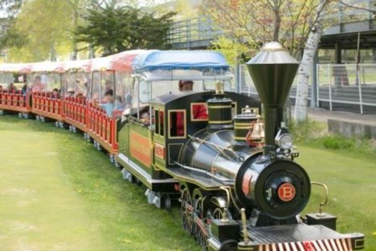 池の平ファミリーランド 森林鉄道