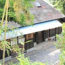 *【コテージ古民家】築100年以上の立派な民家をリニューアル!里山の竹林に囲まれたコテージです。
