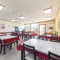 *食堂/通常の夕朝食はこちらでご用意いたします