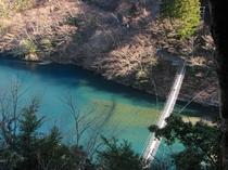 夢の吊り橋