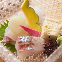 ■天婦羅-きたむら-■(旬の鮮魚盛り)