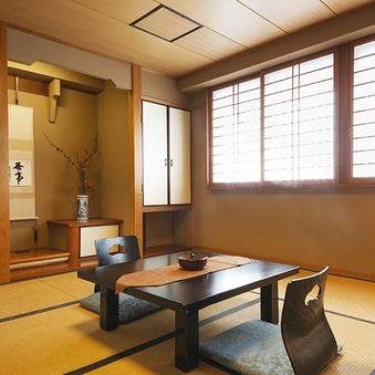 ■和室8畳■スタンダード客室【バス・トイレ付】