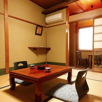 ■和室6畳■リーズナブル★気軽な京都観光に【バス・トイレ付】