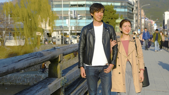 """【一泊朝食】""""出汁香る""""京の朝ごはんで、ほっこりとした朝を♪錦市場や商店街すぐ!観光の拠点にも"""