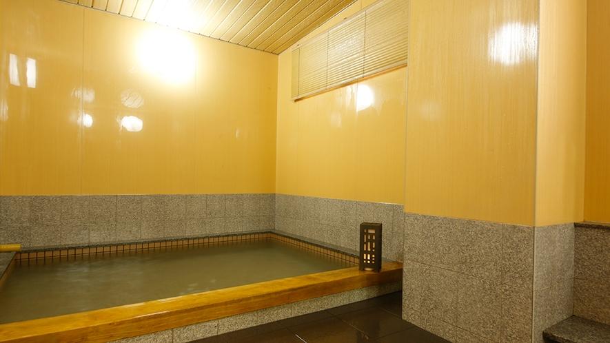 ■大浴場■体と足を思いっ切り伸ばしてリラックス♪