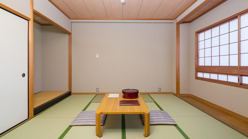 【リニューアル】3F禁煙和洋室特別室(ツイン+和室8畳)