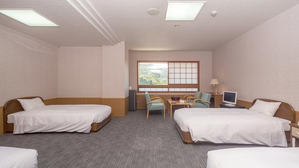 4F禁煙洋室特別室(4ベッド)