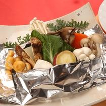 【いこい膳一例(秋)】旬の素材を活かしたお料理