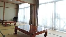 *【和室16畳一例】広々としたお部屋でファミリーやグループに最適!