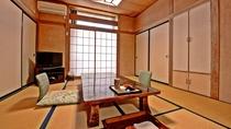 *【食事処】和室の落ち着いた空間でごゆっくりお食事をどうぞ。