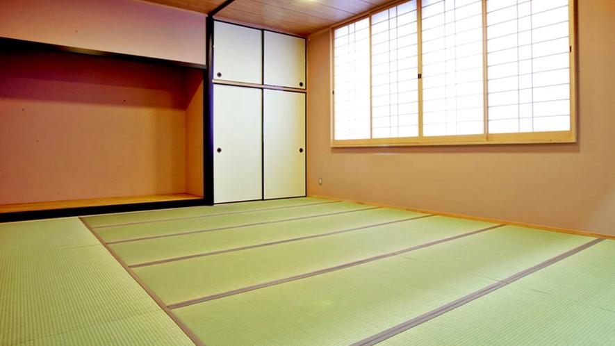 *【和室一例】ゆったりお寛ぎいただけるお部屋です。