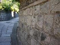 石部小路道