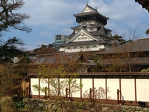 忍者、侍、歴史博物館の小倉城