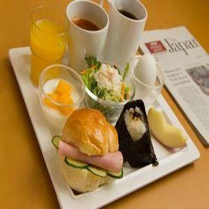 ご朝食01