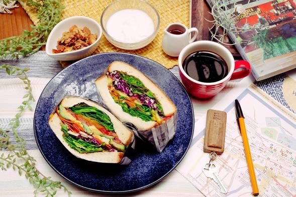 【朝食付きプラン】倉敷美観地区内にある海外のアパートのようなホテル