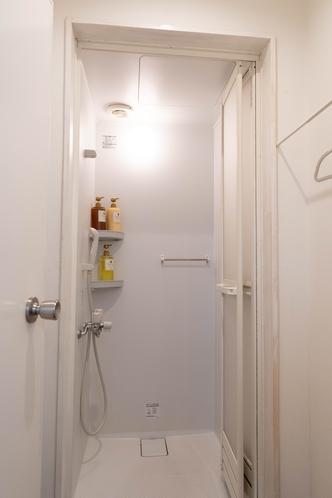 共有シャワールーム