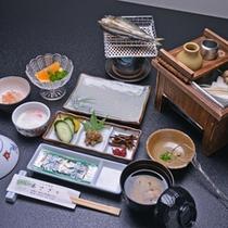 *【朝食一例】身体にやさしい和朝食をご用意します。