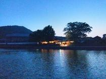 眺めが素晴らしい豆腐専門店 夜8時まで 近所