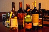 ワイン&スパークリング各種