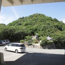 因島公園:国立公園特別地域にも指定された景勝地。