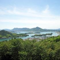 瀬戸内海の美しい風景を存分にお楽しみください。