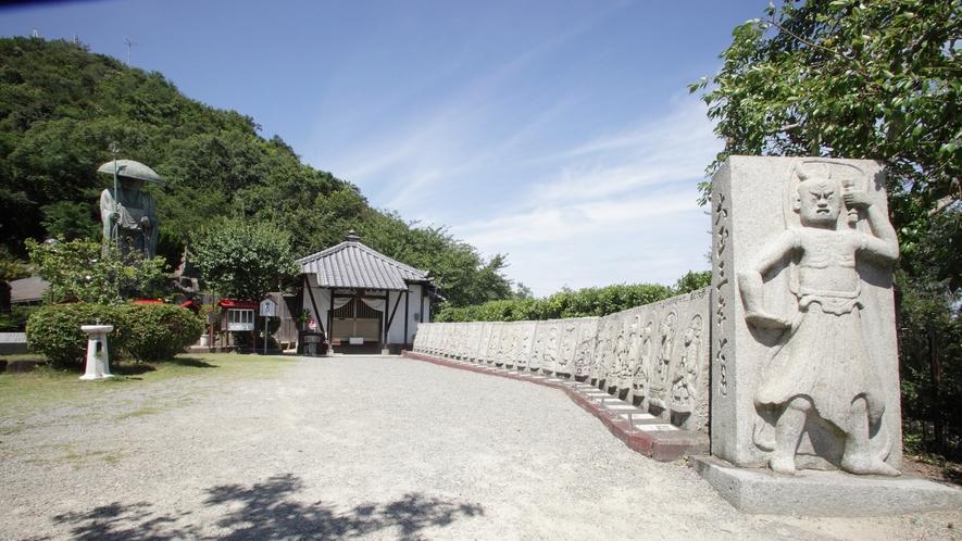 *因島公園:国立公園特別地域にも指定された景勝地。