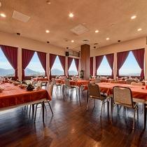 *レストラン◆瀬戸内の景色を見下ろすレストランでお食事をお楽しみください