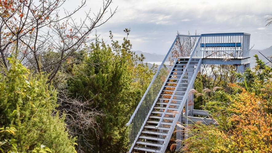 *テレビ塔展望台◆瀬戸内の多島美を眺めるならこのスポットがオススメ!