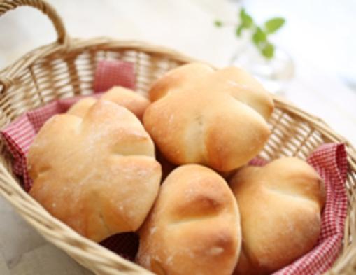 ふんわりと。焼き立てパンの1泊朝食プラン