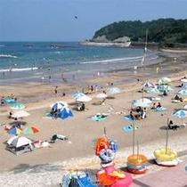 富土海水浴場(1)