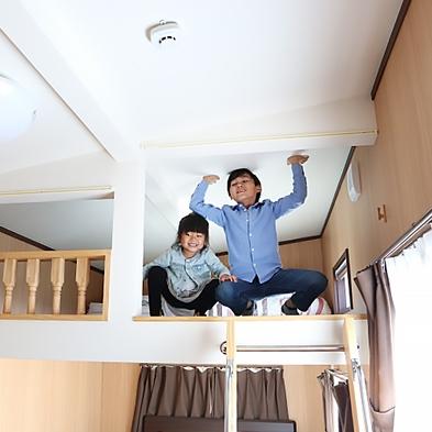 【快適空間でアウトドア体験】トレーラハウスに泊まろう★「コンフォートキャビン」