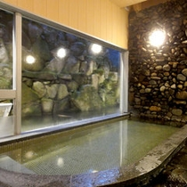 *【大浴場】当館のお湯は新鮮な酸素を供給し血行を促進、老廃物を排出し治癒能力を高める効果があります。