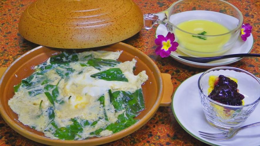 *女将の気まぐれ料理♪その日のアイデア料理を日替わりでご提供いたします。