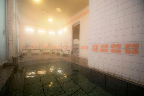 【棚倉温泉満喫】シンプルステイプラン素泊まり バス・トイレなし、共用