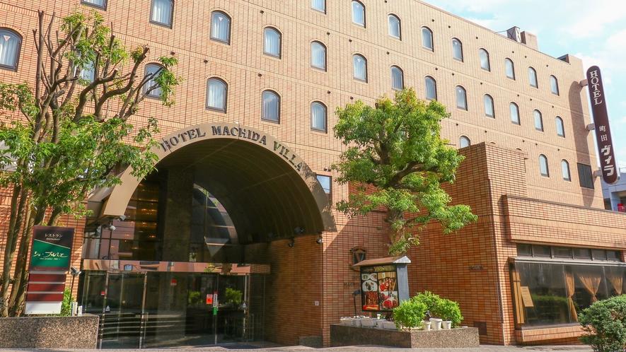 新宿・横浜にもほど近く-リーズナブルなお値段で快適なホテルライフをお約束いたします