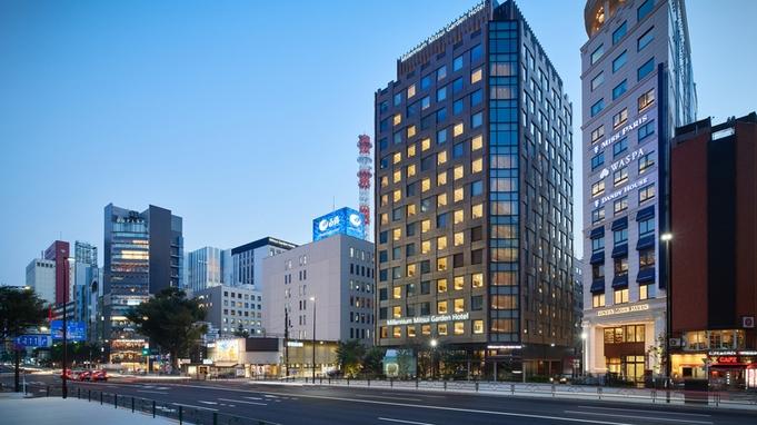 銀座の20以上のレストラン等でご利用いただけるチケット(2万円分/1室)付き宿泊プラン