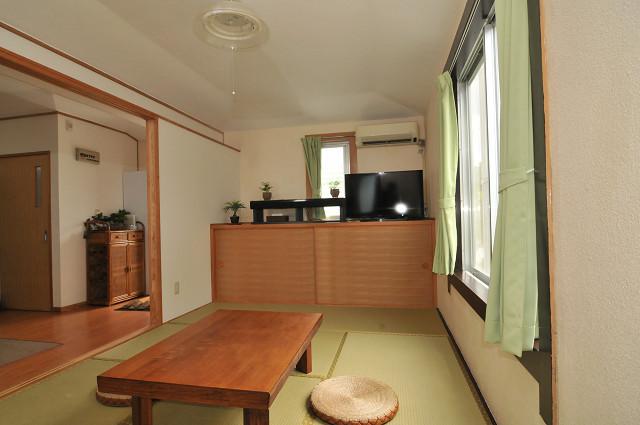【ゆくりなリゾート沖縄】和室&液晶テレビ