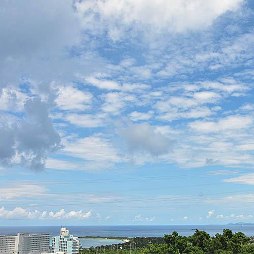 【新施設・海風】屋上からの風景