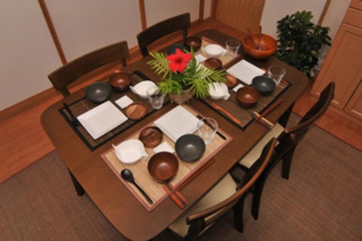 【ゆくりなリゾート沖縄】室内キッチン03
