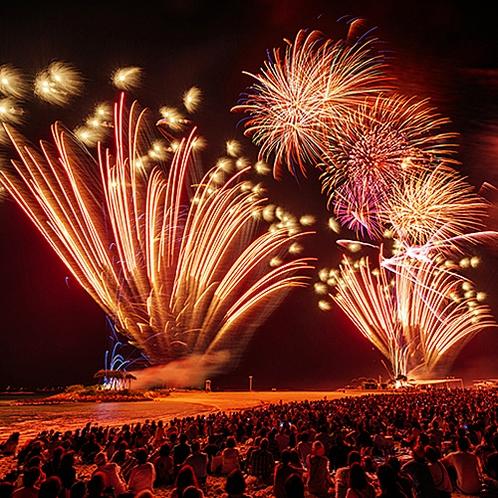 海洋博公園サマーフェス・花火大会