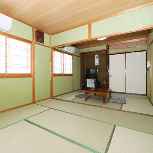 おまかせ和室◆二間【6畳+8畳】