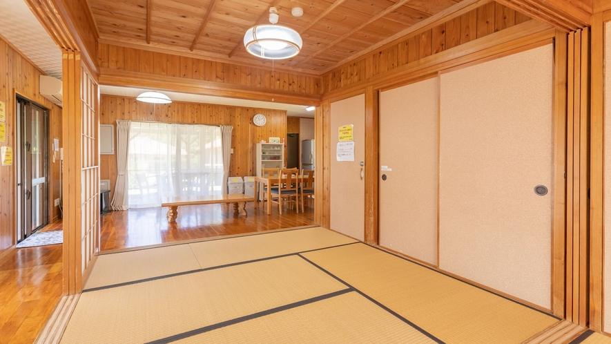〇尾西(ウニシ)禁煙|和室スペース