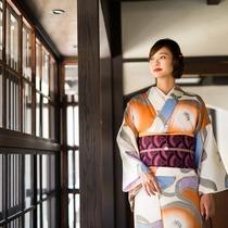 はんなり着物で京散策~京町家で装う和の心~
